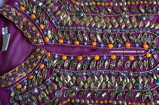 Raishma Purple Kaftan Style Review - Aspiring Londoner