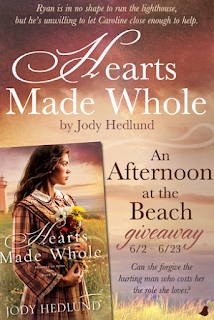 Facebook Party with Jody Hedlund about her book Hearts Made Whole