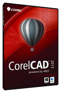 CorelCAD for Windows 2013