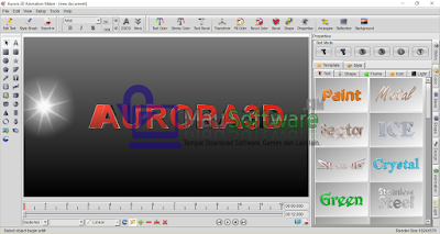 download software untuk buat animasi 3 dimensi gratis full 2016