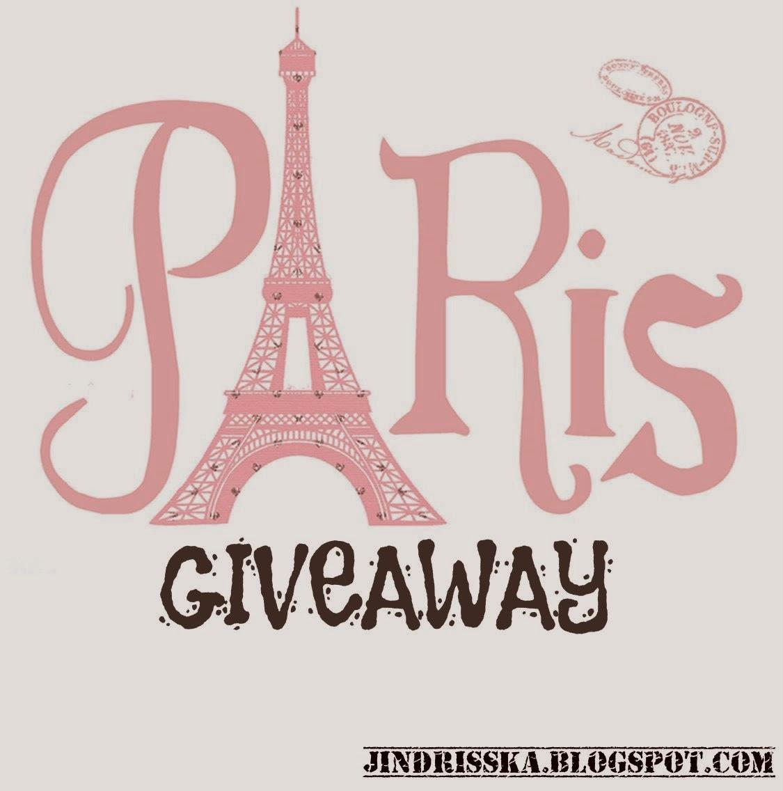 Giveaway, Paris, arzmoha, blogspot