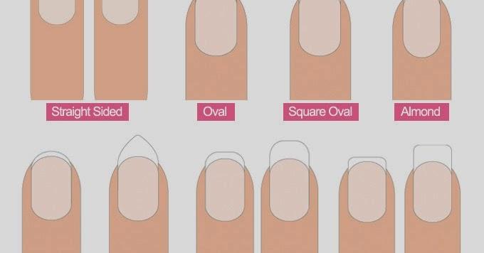 Nailing It: How To Shape A Small & Narrow Nail Plate
