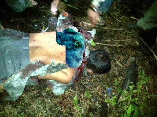 Seorang Petani Inhil Ditembak OTK