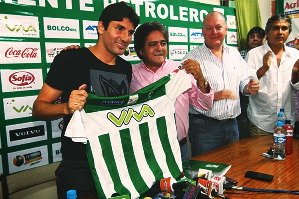 Oriente Petrolero - Ronald Raldes - Keko Álvarez - DaleOoo.com página del Club Oriente Petrolero