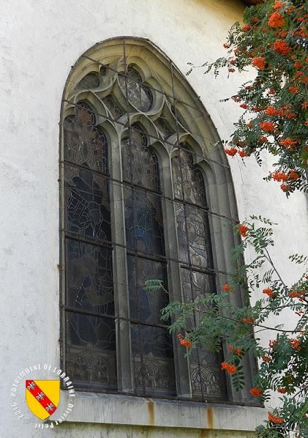 HARAUCOURT (54) - Eglise Saint-Epvre (XVIe-XXe siècles)