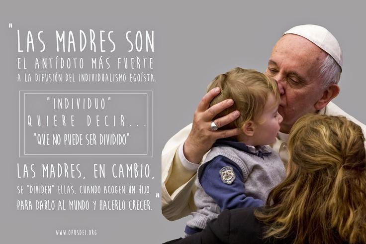 del Papa Francisco sobre la familia | Matrimonios de Santa María