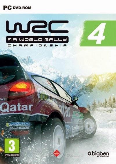 تتحميل لعبة بطولة سباق السيارات WRC 4 FIA World Rally Championship مع الكراك للكمبيوتر مجاناً