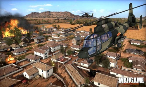 Free Download Wargame: Red Dragon Full Version Pc game