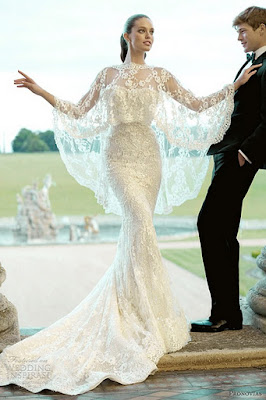 Hot Wedding Dresses 2012
