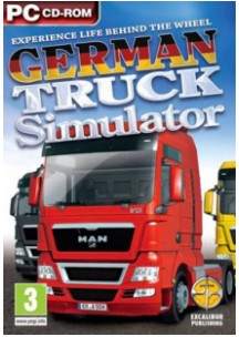 ���� � ���� german truck simulator