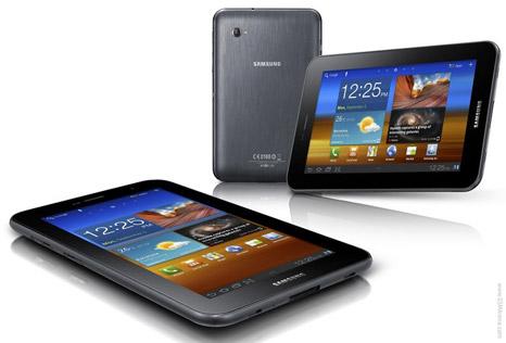 Harga Samsung Galaxy tab 7.0 Plus Tablet 7 Inci Pre Order