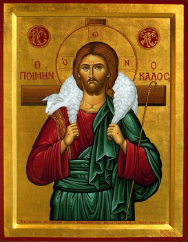 EL BUEN PASTOR Fiesta IV Domingo de Pascua