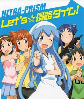 Shinryaku! Ika Musume OVA OP Single - Let's Shinryaku Time!