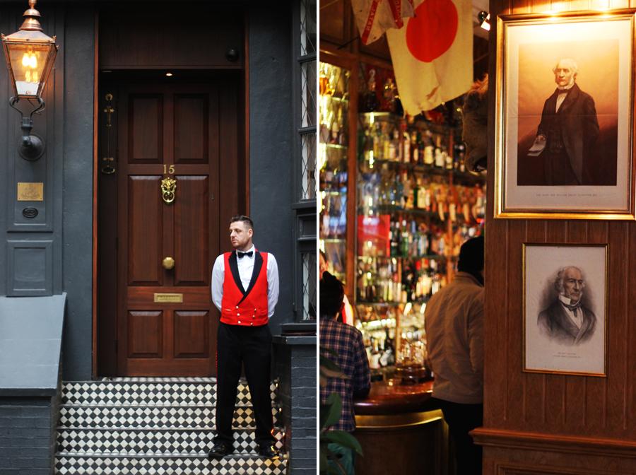 Mr Fogg's, Mayfair London