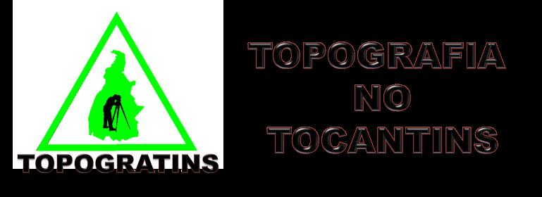 TOPOGRATINS - Topografia no Tocantins