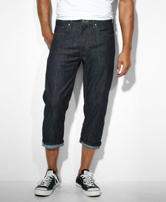 Man-Rule: Don't Wear Capri Pants | The Man Rules