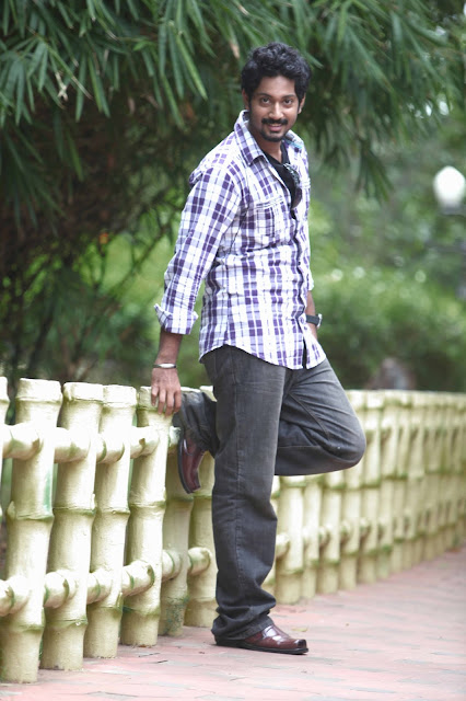 "Rejith Photo stills from movie ""Ninaithathu yaro"""
