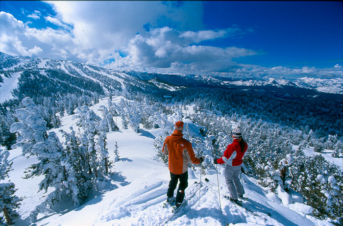 Exotic places lake tahoe great visit place in california usa for Vacation in the snow