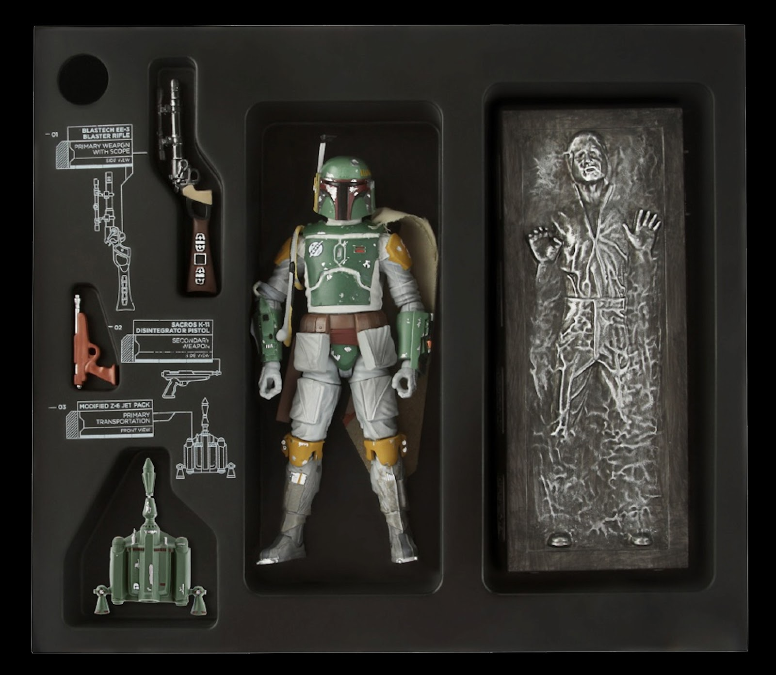 May The 4th Be With You Exclusives: GeekSummit: Star Wars Black Series