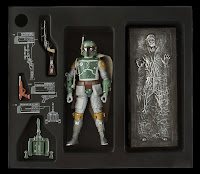 Star Wars Black Series | SDCC Exclusive Boba Fett and Han Solo in Carbonite