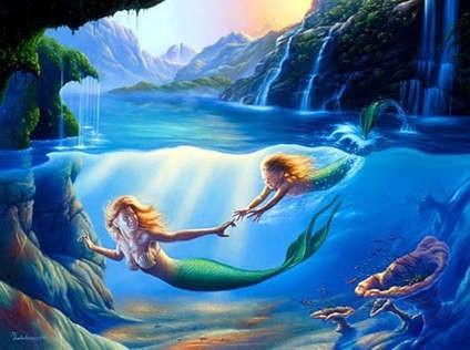 Atractivo De Las Sirenas