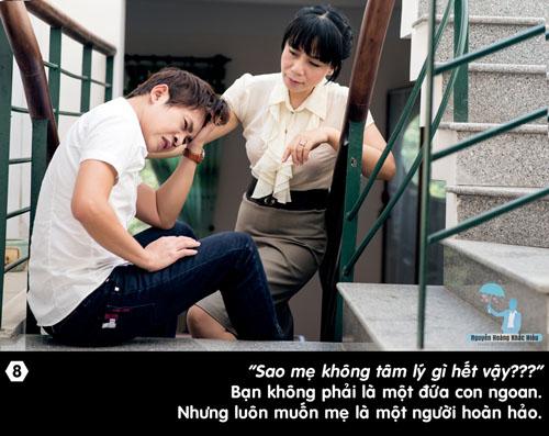 Ý nghĩa xúc động về mẹ - bạn có suy nghĩ ???