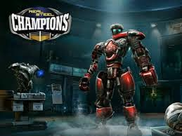 Download Real Steel Champions v1.0.27 Mod Apk + Data