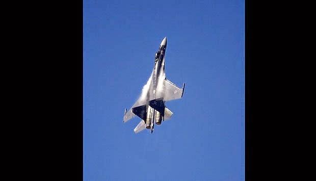 SU 35 Calon Pengganti F5 TNI AU