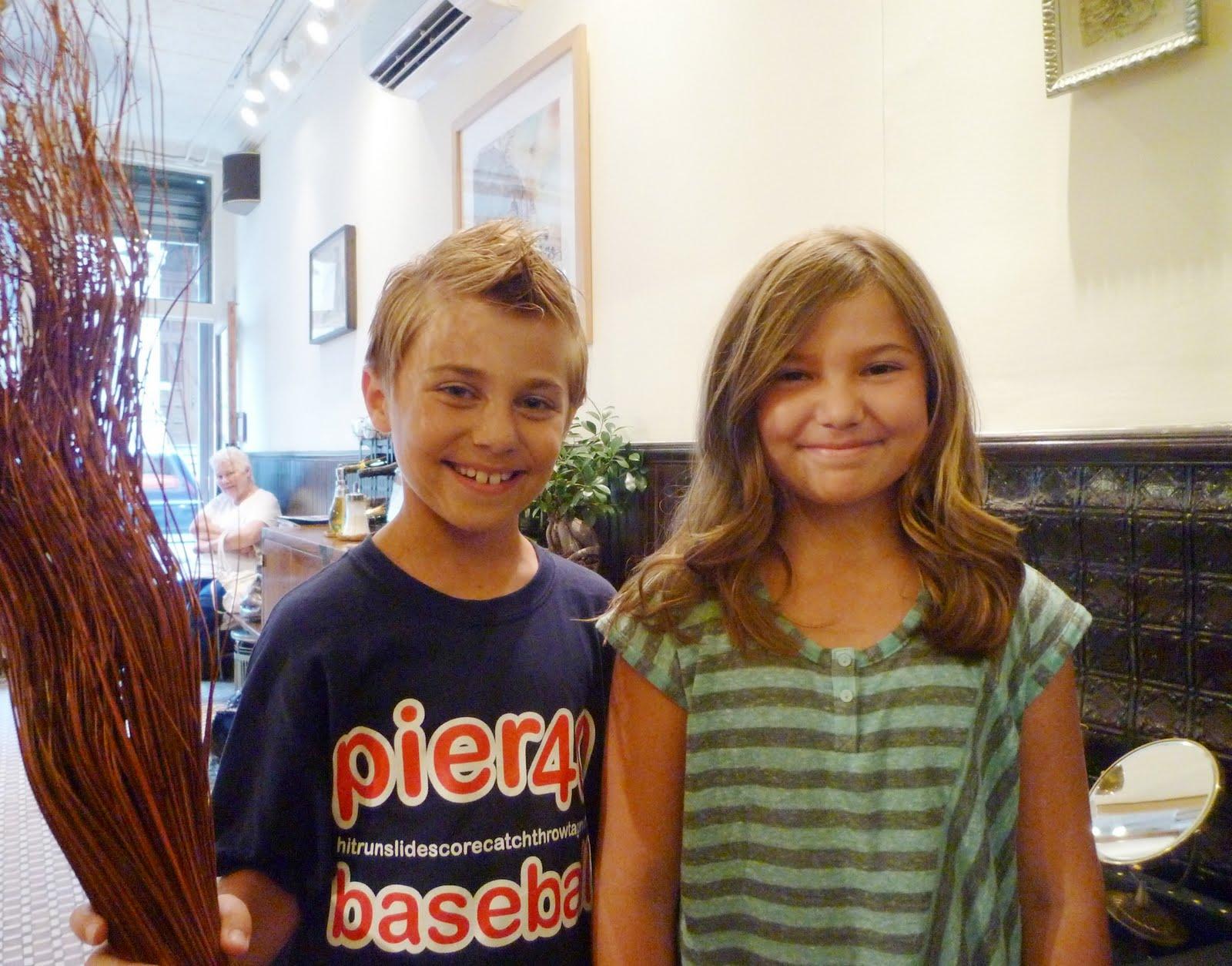 News From Salon Musa Kids Haircuts