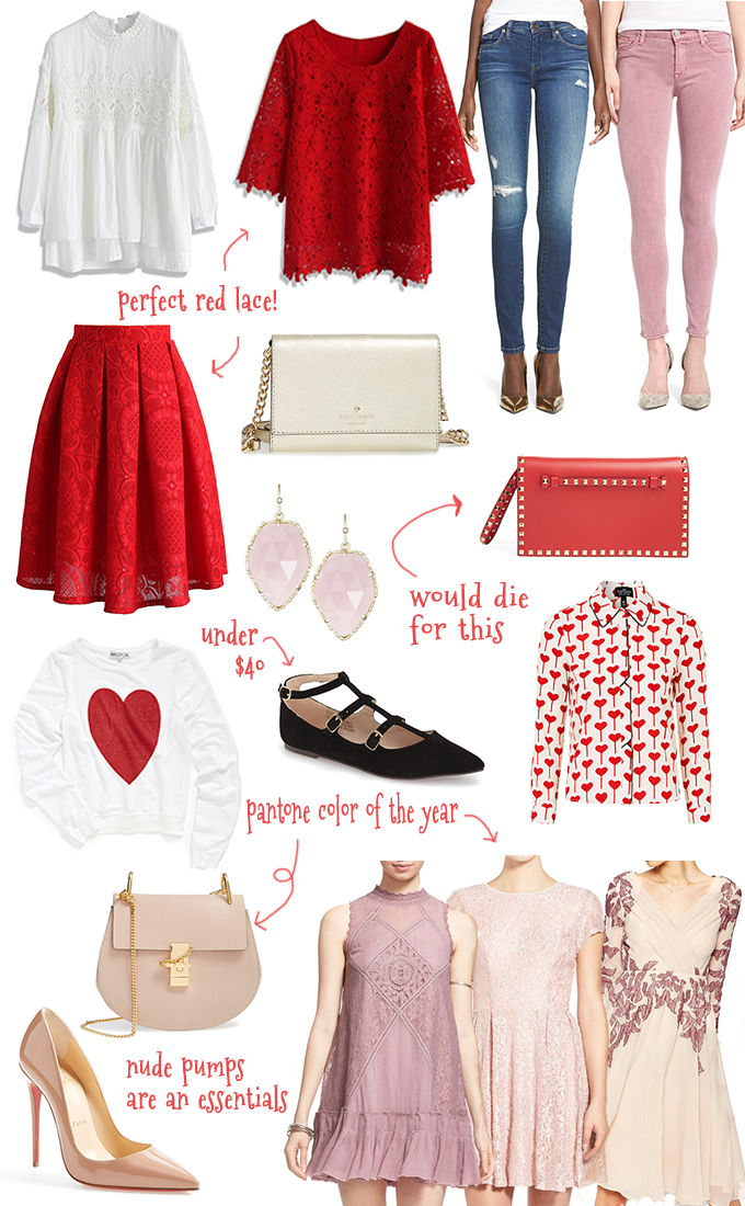 The Annie Issue Valentine S Day Outfit Ideas