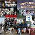 Mensagem de fim de ano do CALC e da tripulação da Estação Espacial