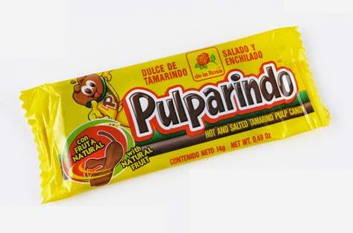 imagen de dulce de tamarindo Pulparindo