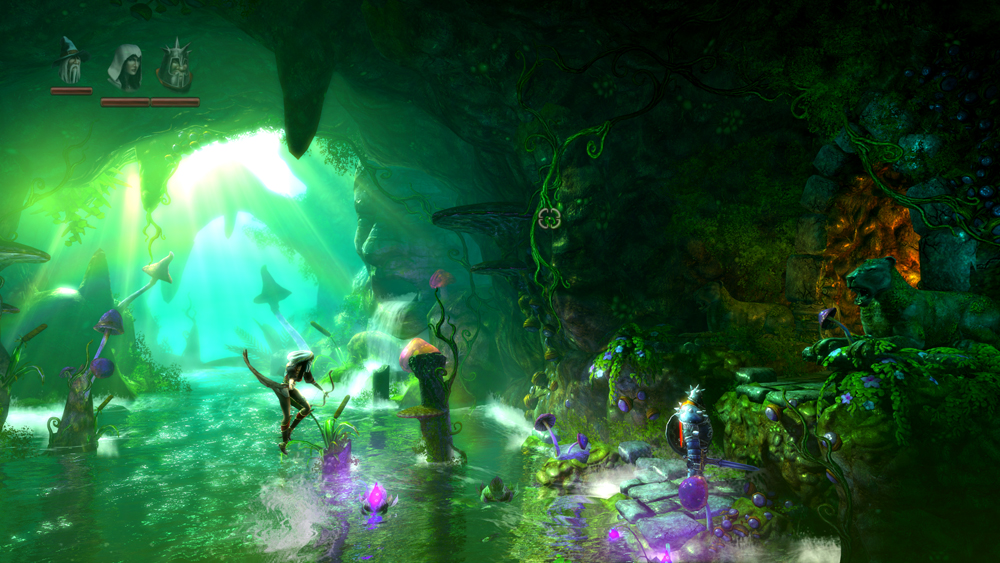 Trine 2 is a Gorgeous Game
