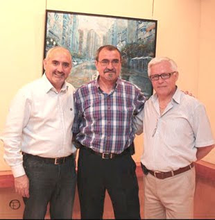 Franchi, Martigodi y Vladimir