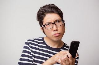 iphoneに不具合が出て困っています