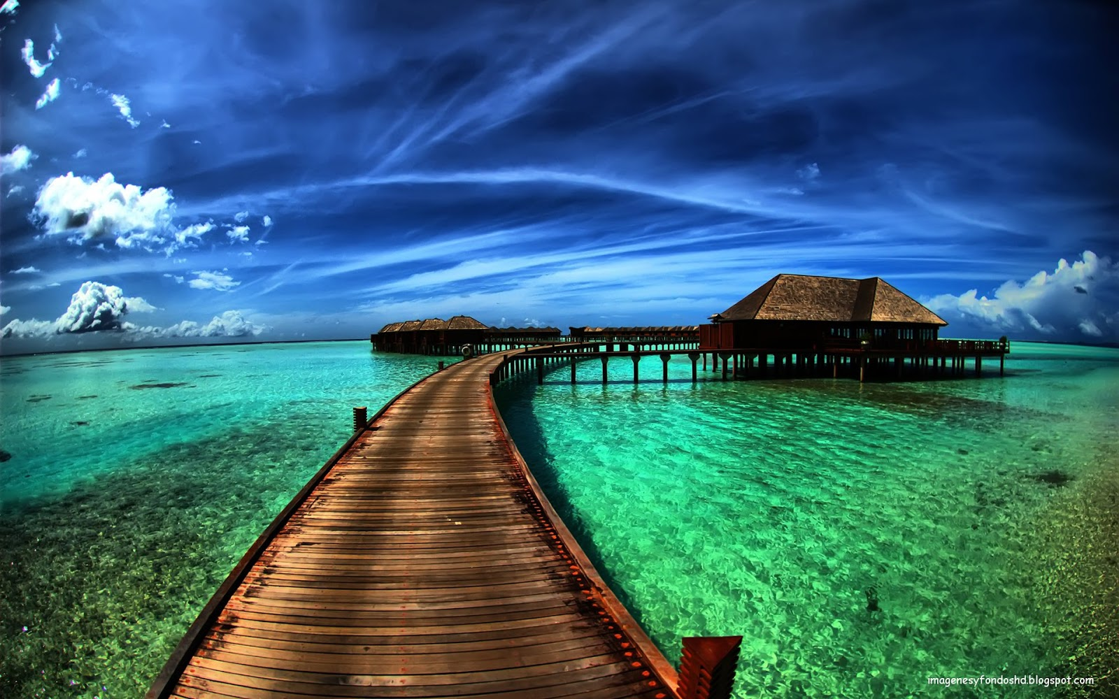 Im genes y fondos hd playa paradisiaca - Playa wallpaper ...