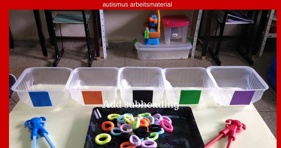 autismus arbeitsmaterial nach farben sortieren. Black Bedroom Furniture Sets. Home Design Ideas
