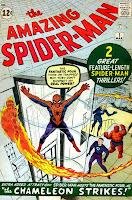 Amazing Spider-Man #1 cover image