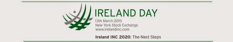 Ireland Day 13th March 2015