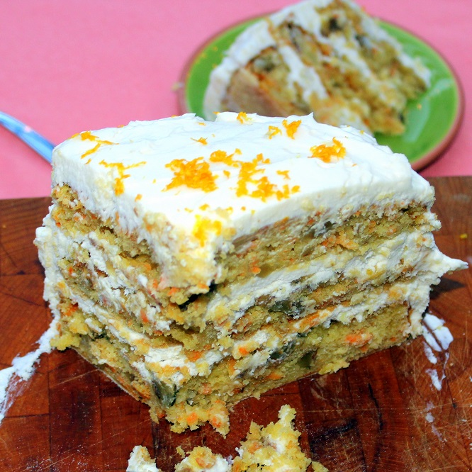 52 Ways To Cook Loaded Caribbean Carrot Cake With