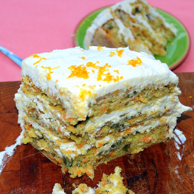 authentic recipes ramen easy Inspired eRecipeCards: LOADED Caribbean CARROT with CAKE Pineapple By