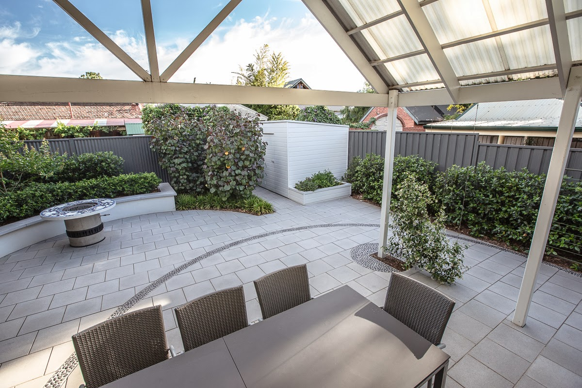 Wax design december 2013 for Residential landscape design adelaide