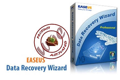 EaseUS Data Recovery Wizard Professional v6.0 Full Version with Key