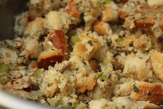 ... stuffing and giblet gravy sausage stuffing cornbread and sausage