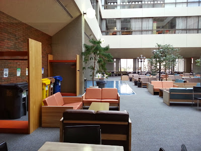 Study Spaces - Education Lounge - UAlberta