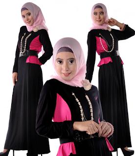 Gaun Pesta Muslim untuk Remaja