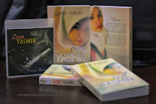 Novel 'Love Yasmin'