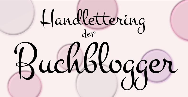 Handlettering der Buchblogger: Lettere die Namensneuschöpfung eines Lieblingspaares