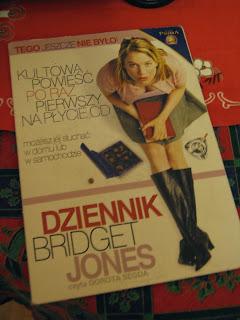 okładka audiobooka dziennik bridget jones