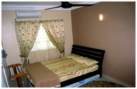Master Bedroom Homestay One